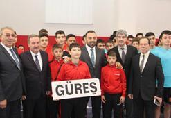 Gençlik ve Spor Bakan Yardımcısı Hamza Yerlikaya Yozgatta
