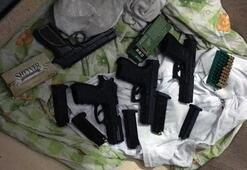 Sigara kaçakçıları PKK'nın silah zulacısı çıktı