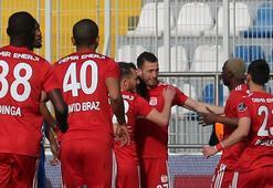 Kasımpaşa-DG Sivasspor: 1-3