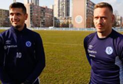 Bosnalı kardeşler, aynı takımda buluştu
