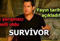 Survivor 2019 ne zaman başlayacak İşte Survivor adayları...