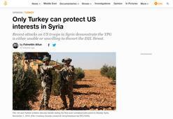 Al Jazeerada Türkiye makalesi: ABD, yol haritasını fazla gecikmeden hayata geçirmeli