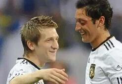 Marko Marin: Mesut Özil daha iyi bir vedayı hak etti