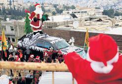 Beytüllahim'de Noel kutlandı