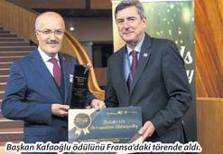 15 Temmuz anıtına uluslararası ödül