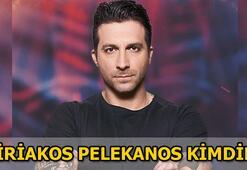 Survivor Kiriakos Pelekanos kimdir, kaç yaşında (Yunan takımı)