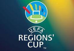 UEFA Regions Cupta kura çekimi yapıldı