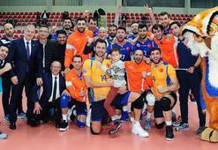 İstanbul Büyükşehir Belediyespor 8li final turuna yükseldi