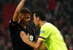 Galatasaray-Benfica maçını Manzano yönetecek