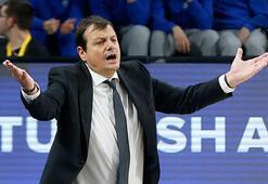 Ergin Ataman: Hücumda çok iyi oynadık