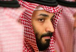 Veliaht Prens Selmandan skandal destek