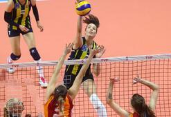 Fenerbahçe: 3 -  Galatasaray HDI Sigorta: 0