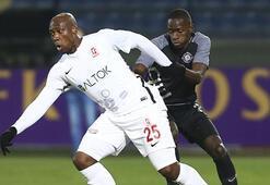 Osmanlıspor - Balıkesirspor Baltok: 1-0