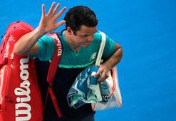 Raonic, Avustralya Açıka veda etti