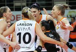 Imoco Volley - Eczacıbaşı VitrA: 0-3