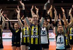 Savino Del Bene - Fenerbahçe Opet: 1-3