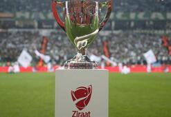 Ziraat Türkiye Kupasında üçüncü tur kura çekimi gerçekleştirildi
