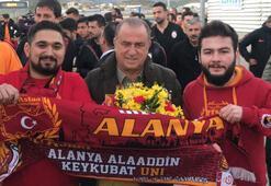 Galatasaraya Alanyada yoğun ilgi