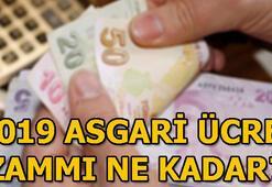 Asgari ücret zammı yeni yılda ne kadar olacak 2019 Asgari ücret