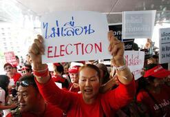 Taylandda darbeden beş yıl sonra ilk seçim