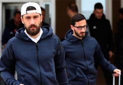 Sivasspor kafilesi İstanbula gitti
