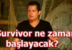 Survivor ne zaman başlayacak Survivor Türkiye-Yunanistan için geri sayım