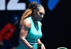 Avustralya Açıkta Serena Williams elendi