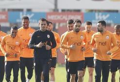 Galatasaraya derbi öncesi Belhanda ve Linnes müjdesi