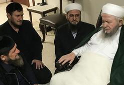 Çeçen lider Kadirov'dan İsmailağa camiasına ziyaret