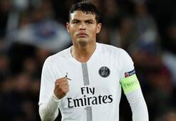Thiago Silvanın evi maç esnasında soyuldu