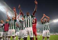 Bursaspor son 7 haftada şahlandı