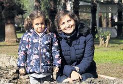 Öykü Arinin annesi Milliyet aracılığıyla çağrıda bulundu: Öykü'nün yaşama şansını artırın