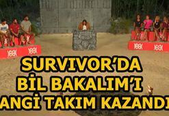Survivor Bil Bakalım oyununu kim kazandı