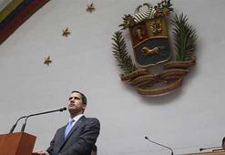 Guaido asker destek verince Miraflorese gideceğini söyledi