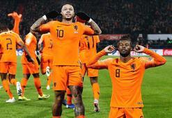 Hollanda - Fransa: 2-0
