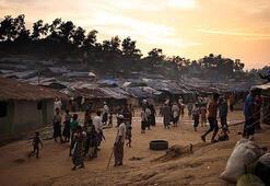 Myanmar tarafsız bölgede beton engel inşa ediyor