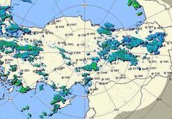 Son dakika... Meteoroloji duyurdu Hafta sonu hava nasıl olacak
