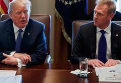Trump istifa eden Savunma Bakanı Mattisin yerine Patrick Shanahanı atadı