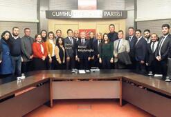 CHP İzmir teşkilatı Kılıçdaroğlu'na gitti