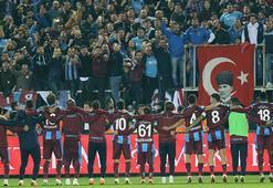 Trabzonsporda seyirci rekoru Prim dopingi...