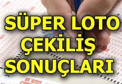 Süper Loto sonuçları açıklandı (8 Kasım Süper Loto çekilişinde büyük ikramiye...)