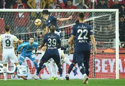 Antalyaspor - Fenerbahçe: 0-0 (İşte maçın özeti)