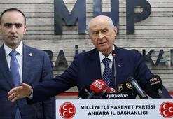 Son dakika... Bahçeli: Ankara dün zillete teslim olmadı, yine olmayacaktır
