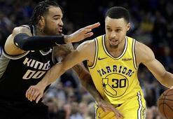 Currynin 36 sayısı Warriorsa galibiyeti getirdi