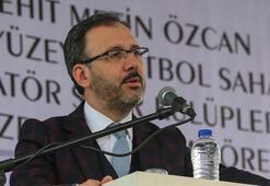 Bakan Kasapoğlu, Fenerbahçeyi tebrik etti