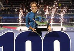 Federerden kupa dalyası