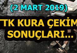 TTK kura çekimi sonuçları açıklandı mı Türkiye Taşkömürü Kurumu 1000 işçi alıyor