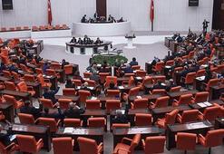 Meclis'te 5 parti 'can dostlar' için uzlaştı