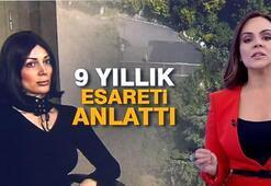 9 yıllık esareti Buket Aydın ile Kanal D Ana Habere anlattı