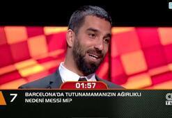 Barcelonada tutunamamanızın ağırlıklı nedeni Messi mi
